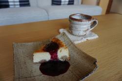 Cheesecake_bluebery